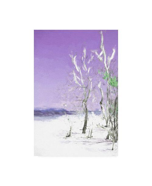 "Trademark Global Philippe Hugonnard Plum Summer Memories Canvas Art - 19.5"" x 26"""