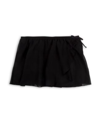 Jacques Moret Girls Dance Basic Wrap Skirt Skirt