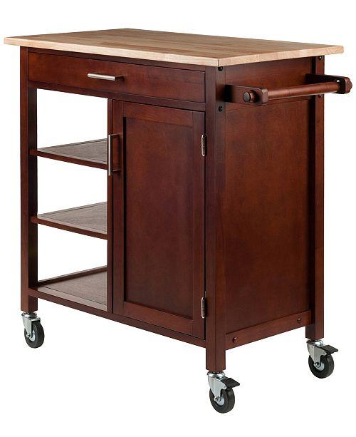 Winsome Marissa Kitchen Cart