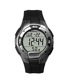 MedCenter Multi Alarm Health Management Watch with Silicon Strap for Lightweight Comfort