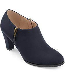 Journee Collection Women's Comfort Sanzi Bootie