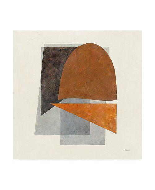 "Trademark Global Mike Schick Quintet II Canvas Art - 36.5"" x 48"""