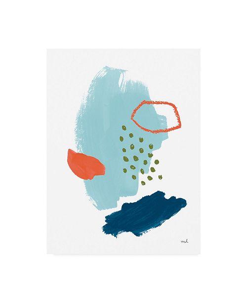 "Trademark Global Moira Hershey Eternal Optimist II Canvas Art - 19.5"" x 26"""