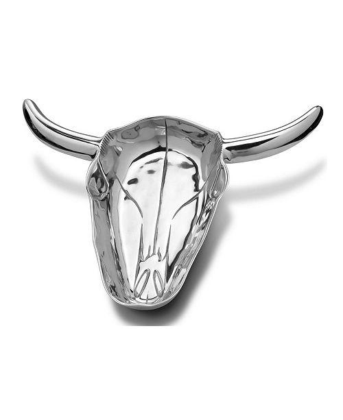 Wilton Armetale Steer Bowl