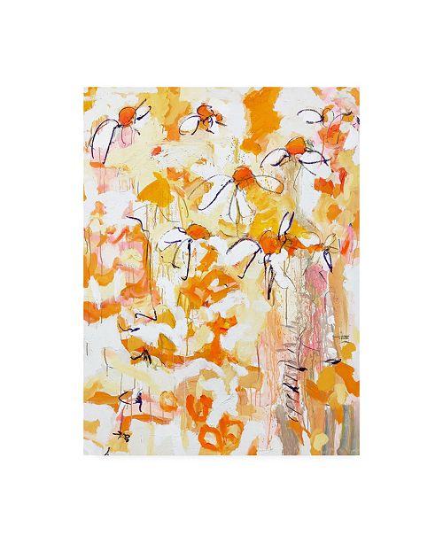 "Trademark Global Per Ander Good Day Sunshine Canvas Art - 19.5"" x 26"""