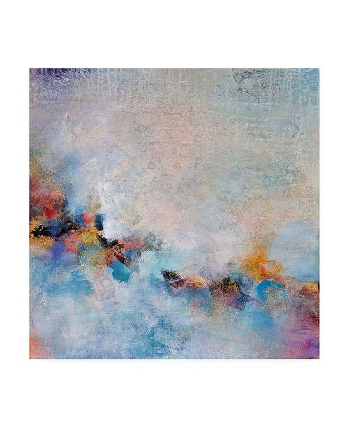 "Trademark Global Karen Hal Every Which Way Canvas Art - 15.5"" x 21"""