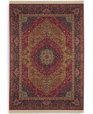 Area Rug, Original Karastan 718 Medallion Kirman 10' x 14'