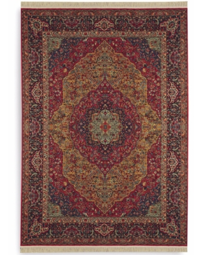 Closeout! Karastan Area Rug, Original Closeout! Karastan 718 Medallion Kirman 5' 9