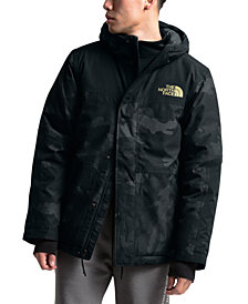 The North Face Men's Balham Insulated Camo Jacket