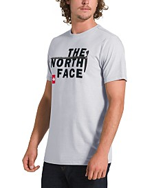 The North Face Men's Tri-Blend Gear Graphic T-Shirt