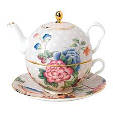 Wedgwood Cuckoo Tea for One