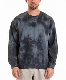 Original Paperbacks Men's Brea Crystal Wash Crewneck Sweatshirt