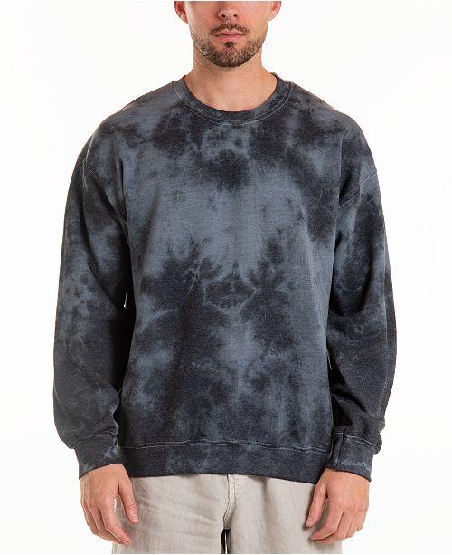 Original Paperbacks Men's Brea Crystal Wash Crewneck Sweatshirt