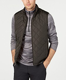 Outfitter Men's Quilted Vest, Created for Macy's