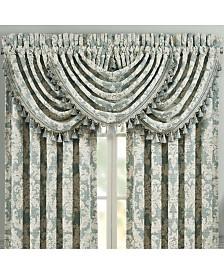 Versailles Spa Window Waterfall Valance