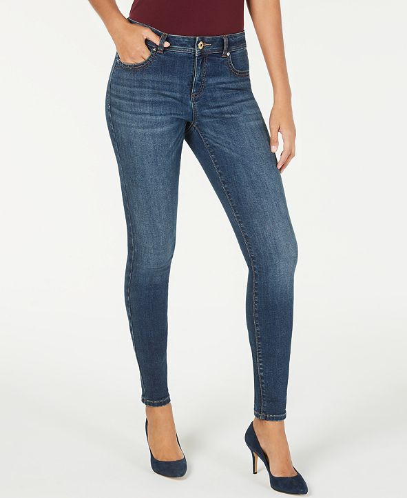 INC International Concepts INC INCEssential  Skinny Jeans, Created for Macy's with Tummy Control