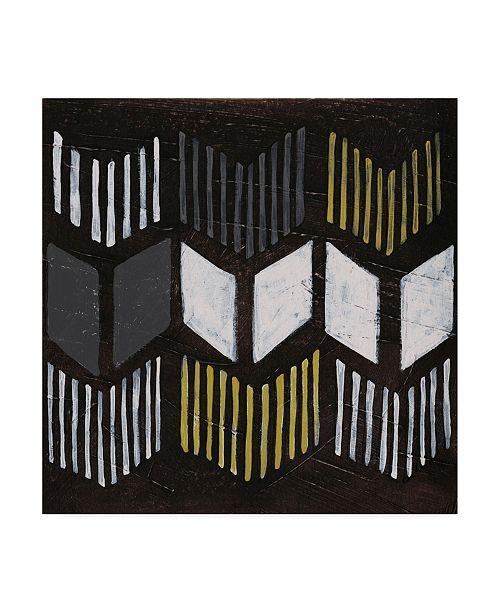 "Trademark Global June Erica Vess Algorithm III Canvas Art - 20"" x 25"""