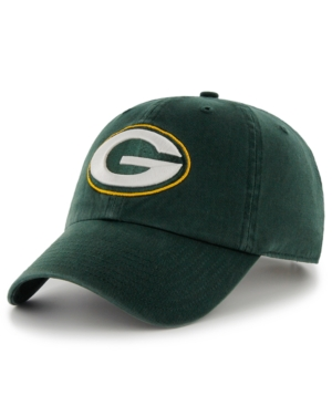 '47 Brand Nfl Hat, Green Bay Packers Franchise Hat