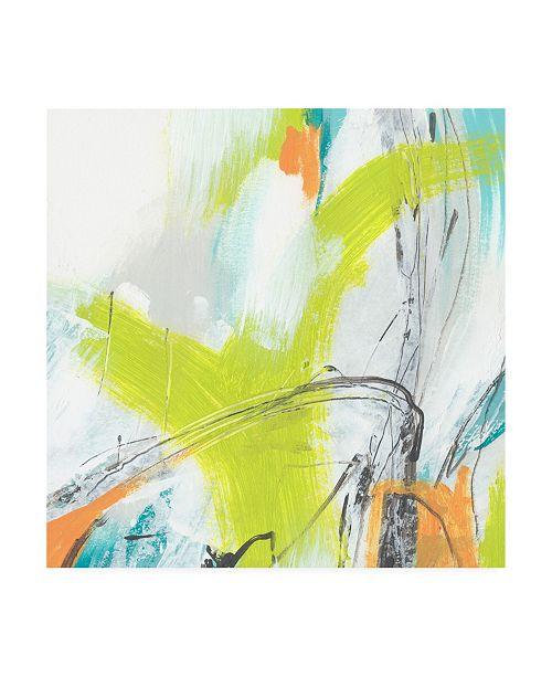 "Trademark Global June Erica Vess Piquant IV Canvas Art - 15.5"" x 21"""
