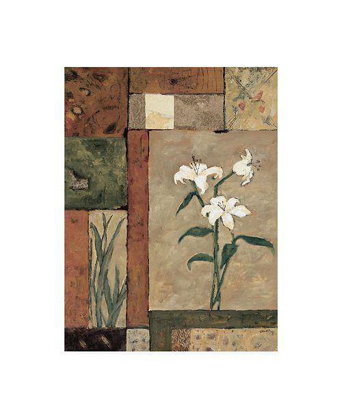 "Trademark Global Judi Bagnato Natures Bounty III Canvas Art - 15.5"" x 21"""