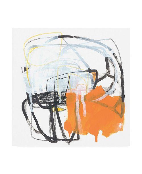 "Trademark Global June Erica Vess Acquisition II Canvas Art - 19.5"" x 26"""