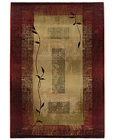 Oriental Weavers Area Rug, Generations 544X Shadow Vine 4' x 5'9""