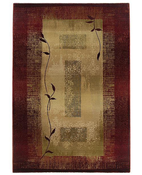 "Oriental Weavers Area Rug, Generations 544X Shadow Vine 9'9"" x 12'2"""