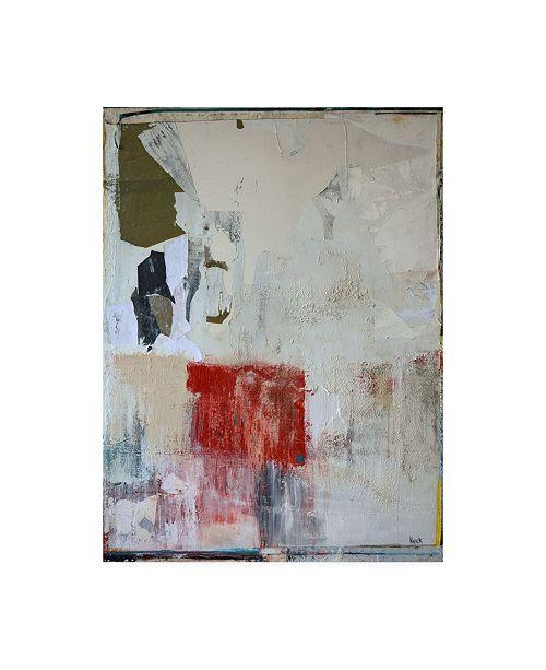 "Trademark Global Michel Keck I'm to Blame Canvas Art - 15.5"" x 21"""