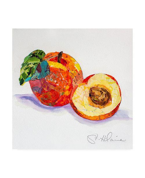"Trademark Global Elizabeth St. Hilaire Edibles IV Canvas Art - 19.5"" x 26"""