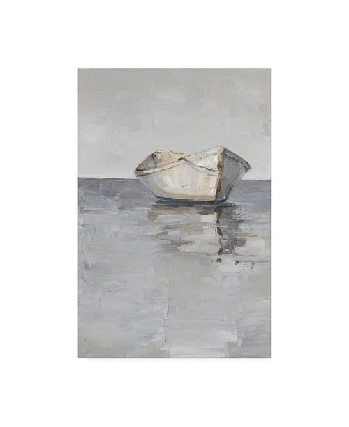 "Trademark Global Ethan Harper Boat on the Horizon I Canvas Art - 27"" x 33.5"""