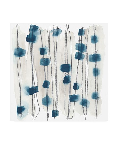 "Trademark Global June Erica Vess Insho VIII Canvas Art - 15.5"" x 21"""
