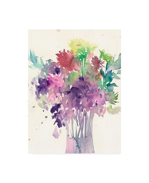 """Trademark Global Samuel Dixon Color Combinations I Canvas Art - 27"""" x 33.5"""""""