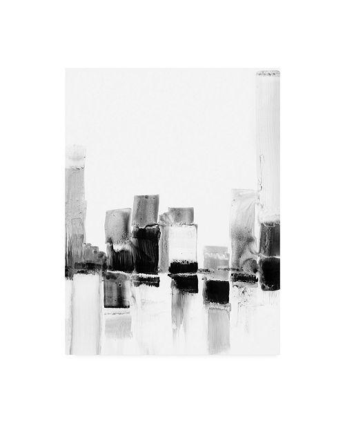 "Trademark Global Ethan Harper Reflected City I Canvas Art - 27"" x 33.5"""