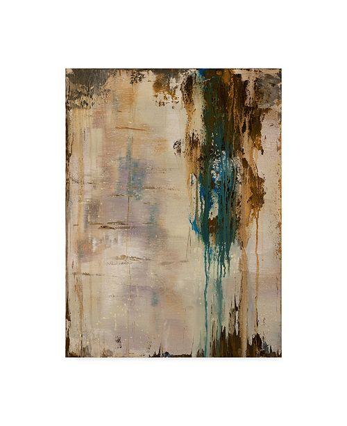 "Trademark Global Julie Joy Infinite Time I Canvas Art - 37"" x 49"""