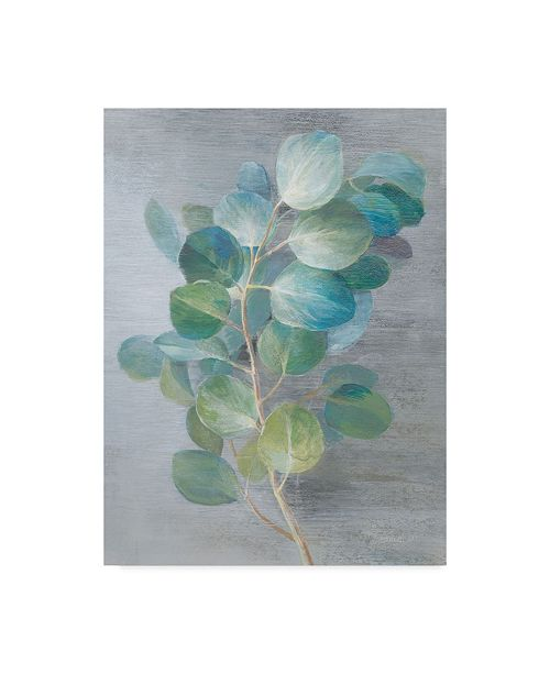 "Trademark Global Danhui Nai Fresh I Light Canvas Art - 37"" x 49"""
