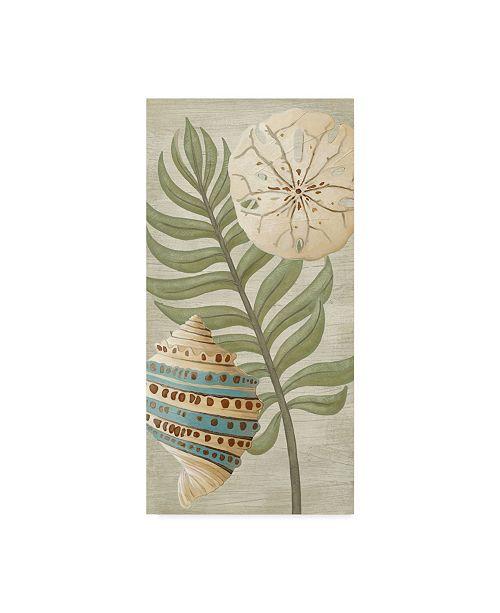"Trademark Global June Erica Vess Palm Beach II Canvas Art - 20"" x 25"""