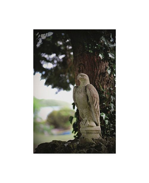 "Trademark Global Christine Sainte-Laudy The Guardian Eagle Canvas Art - 20"" x 25"""