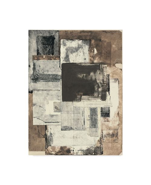 "Trademark Global Rob Delamater Windows and Doors of Jomson Canvas Art - 37"" x 49"""