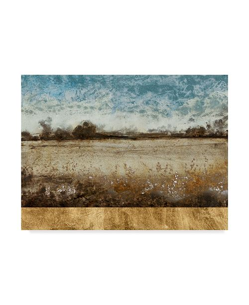 "Trademark Global Tim Otoole Infinite Pasture Canvas Art - 15"" x 20"""