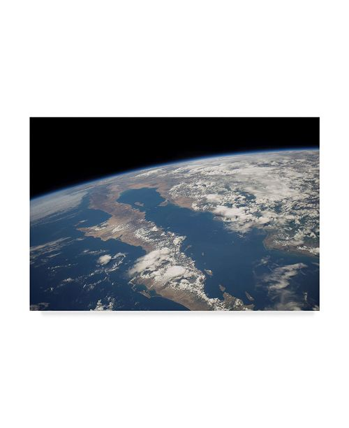 "Trademark Global Unknown Space Photography XI Canvas Art - 20"" x 25"""