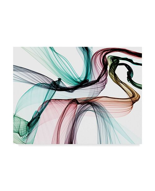 "Trademark Global Irena Orlov Invisible World VII Canvas Art - 20"" x 25"""
