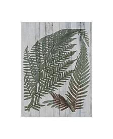 """Studio W Rustic Greenery I Canvas Art - 15"""" x 20"""""""