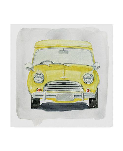 "Trademark Global Jennifer Paxton Parker Classic Autos II Canvas Art - 15"" x 20"""