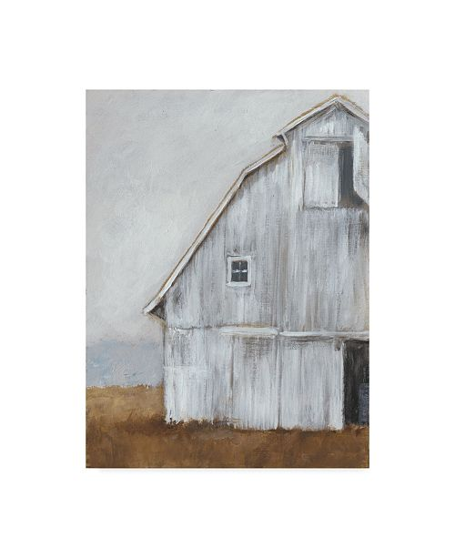 "Trademark Global Ethan Harper Abandoned Barn II Canvas Art - 37"" x 49"""