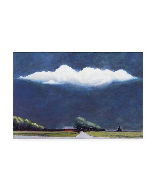 """Trademark Global Steven Romm Going to Sag Harbor Canvas Art - 20"""" x 25"""""""