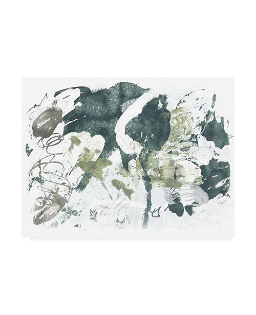 "Trademark Global June Erica Vess Cloud Farm I Canvas Art - 20"" x 25"""