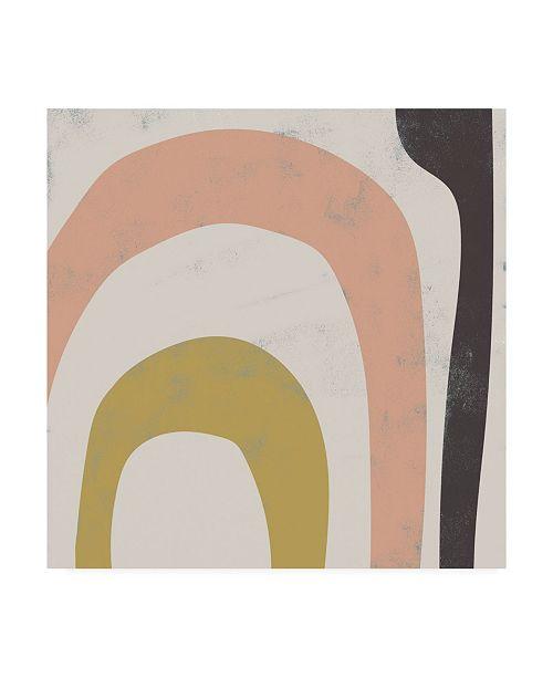 "Trademark Global Chariklia Zarris Sass II Canvas Art - 20"" x 25"""