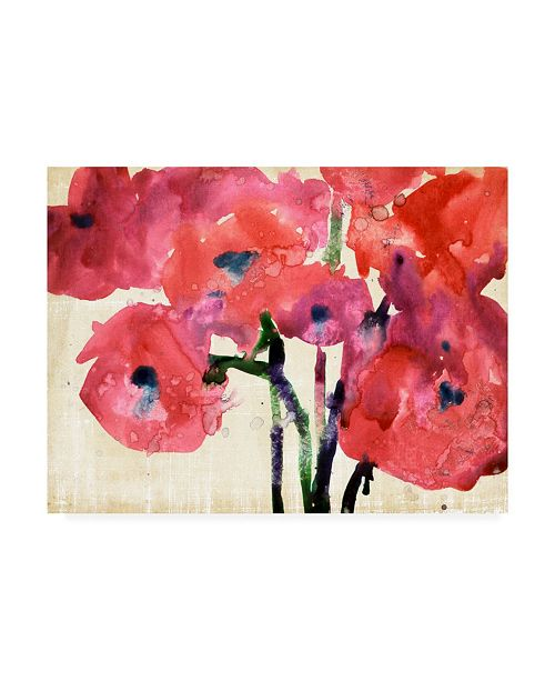 "Trademark Global Samuel Dixon Blossom View II Canvas Art - 15"" x 20"""