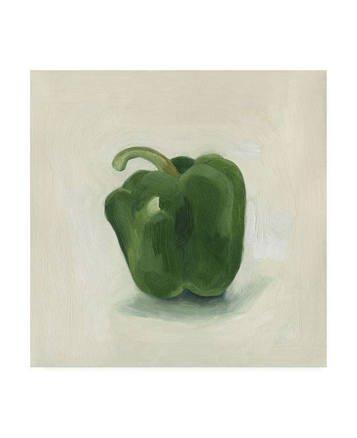 "Trademark Global Emma Scarvey Pepper Study II Canvas Art - 15"" x 20"""