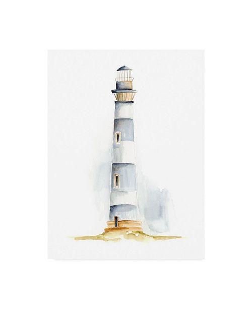 "Trademark Global Regina Moore Ocean Beacon IV Canvas Art - 20"" x 25"""